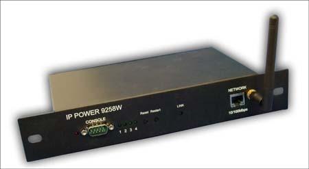 Aviosys IP Power 9258W - WiFi