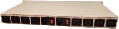 IP Power 9258 PRO - rear connectors