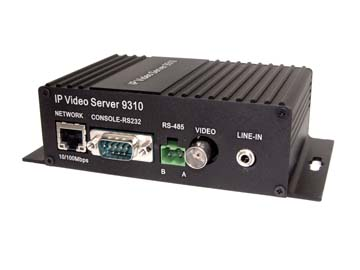 IP Video 9310 Mpeg video server