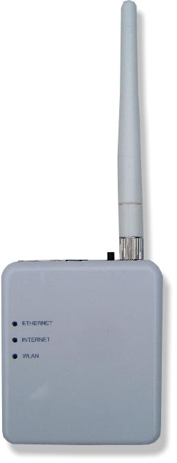 MiniEMBWiFi Linux board enclosure and antenna